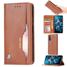 honor 20 Slim Flip Case for Huawei Honor 20i Luxury PU Leather Card Wallet Stand Cover for Coque huawei honor 20 book phone case srhe flip cover for huawei honor 20i case leather luxury with magnet wallet case for huawei honor 20i phone cover