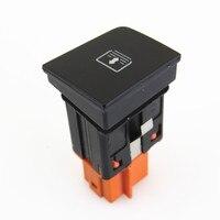 ZUCZUG Achterruit Gordijn Power Zon Screen Oprollen Elektrische Controle Knop Voor VW CC Passat 35D959563 3C0 959 563 Een REH