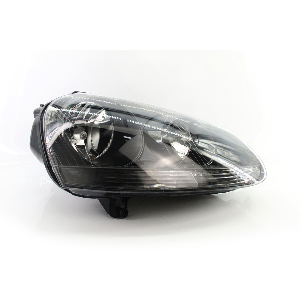 Front Diamond Car Headlights for Volkswagen VW Golf 5 Jetta GTI MK5 2005 2006 2007 2008 2009 Car Light Assembly Auto Headlamp