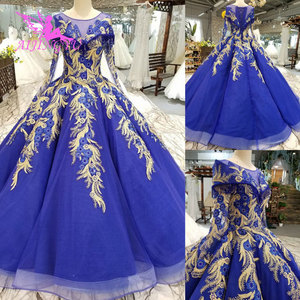 Image 2 - AIJINGYU الزفاف فساتين اليابان رخيصة الزفاف بكين ثوب مثير عودة فتح طويلة الأكمام جديد فستان الزفاف