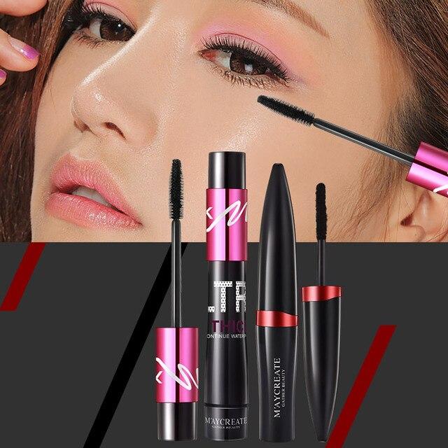 Maycreate Brand Big Eyes Makeup Kit Lengthening Thick Mascara Set