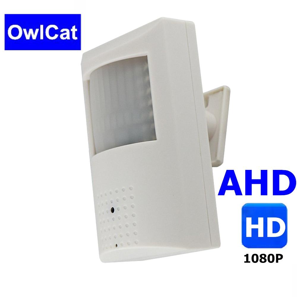 OWLCAT Full HD 1080P 2.8mm Lens AHD CCTV Camera Video Surveillance Security Camera 2.0mp Infrared IR Night Vision IndoorOWLCAT Full HD 1080P 2.8mm Lens AHD CCTV Camera Video Surveillance Security Camera 2.0mp Infrared IR Night Vision Indoor