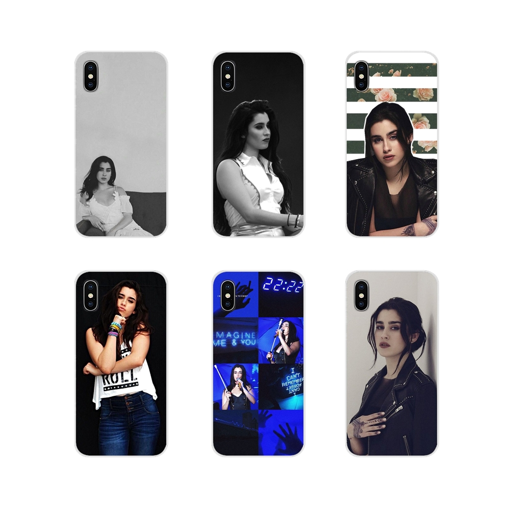 Fifth Harmony <font><b>Lauren</b></font> Jauregui For Samsung Galaxy J1 J2 J3 J4 J5 J6 J7 J8 Plus 2018 Prime 2015 2016 2017 Mobile Phone Cases Cover image