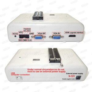 Image 5 - RT809H EMMC Nand Programmierer + 9 Adapter + TSOP56 Adapter + TSOP48 Adapter + SOP8 Test Clip MIT KABELN EMMC Nand Gute Qualität