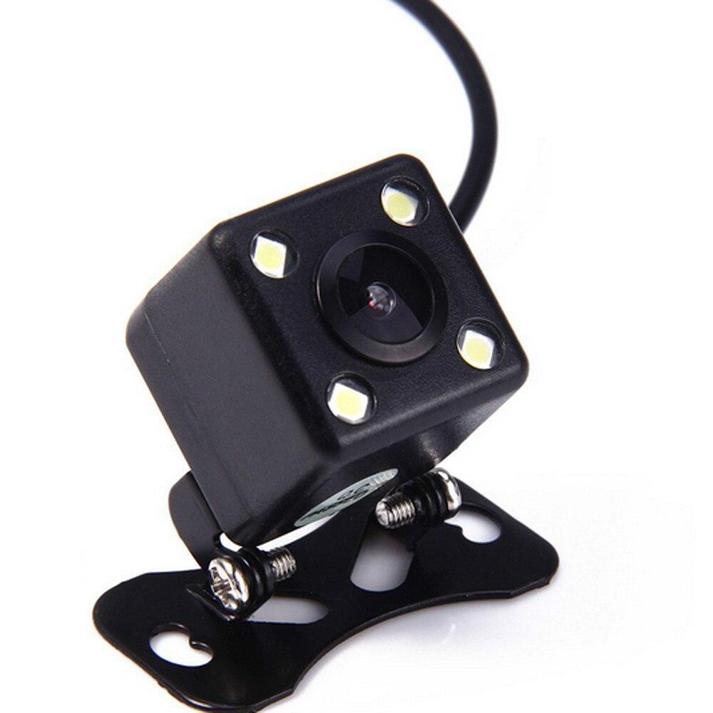 Videocamera Vista Posteriore Della Macchina Fotografica accessori per auto inversione della macchina fotografica di Backup Monitor della macchina fotografica Dash cam Ha Condotto La luce
