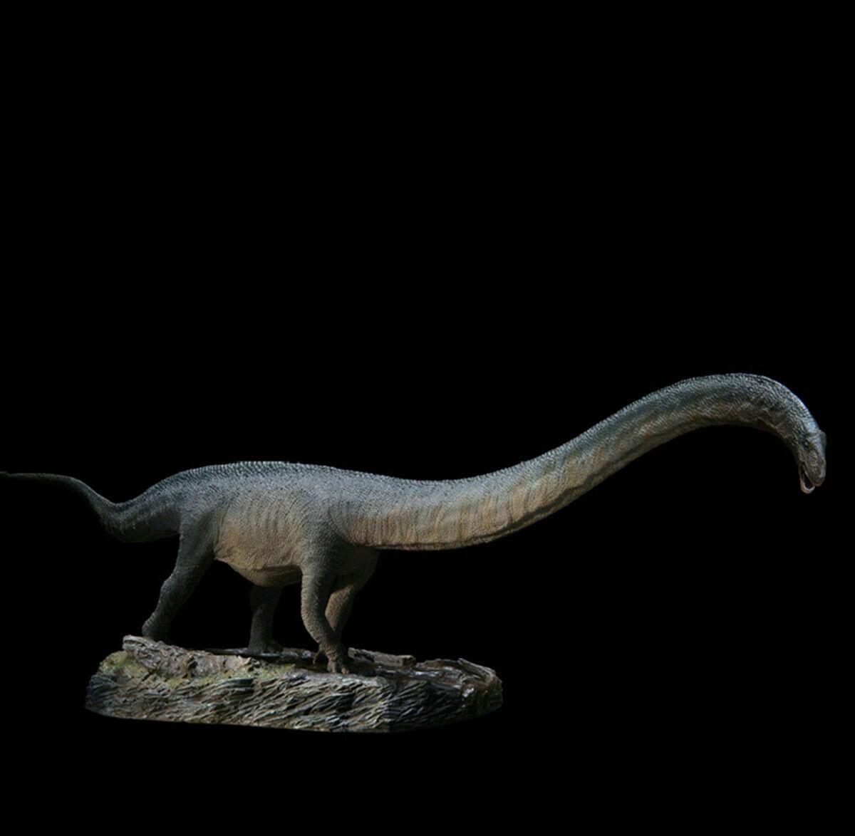 "PNSO 19/"" Mamenchisaurus Dinosaur Figure Animal Decor Model Toy Collector Gift"