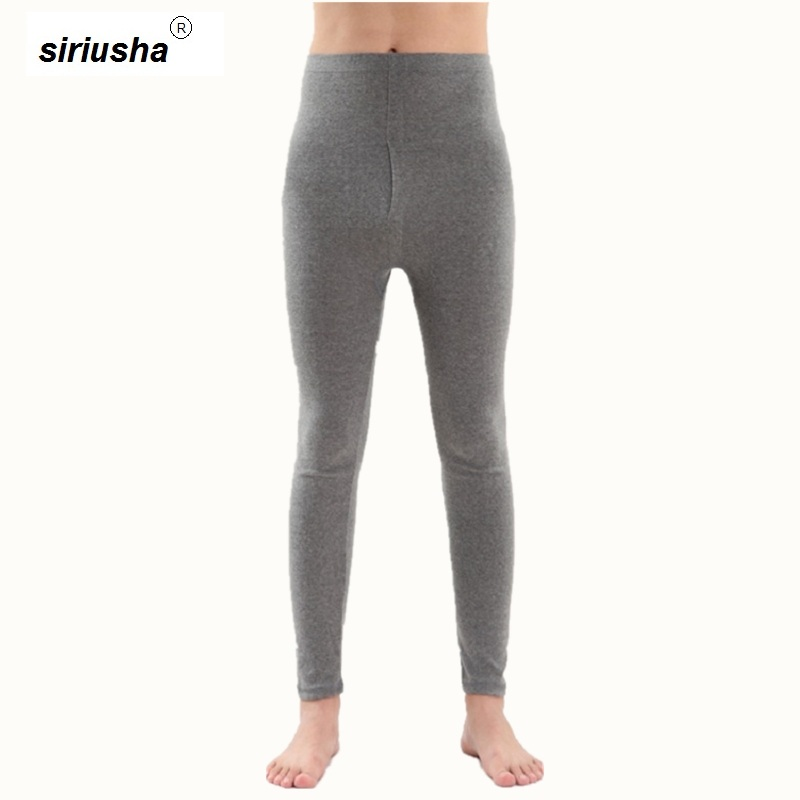 Soft Thin Oversize Sleep Bottoms Long Underwear 1xl-7xl Men's Sleep & Lounge Modal Pajamas Pants To 120kg Thermal Long Johns S57