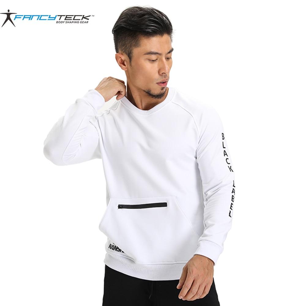 2017 Autumn And Winter Mens Warm Sweatshirt Men Brand font b Clothing b font Hip Hop