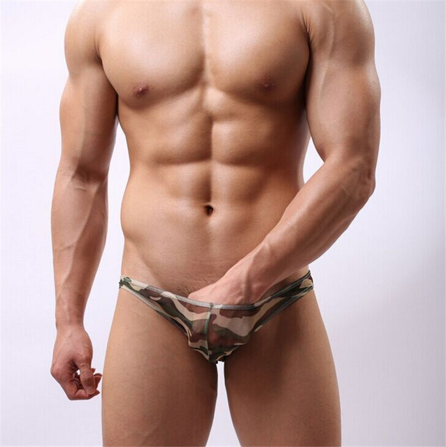 Aliexpress.com : Buy mens mesh briefs Comfortable, breathable ...