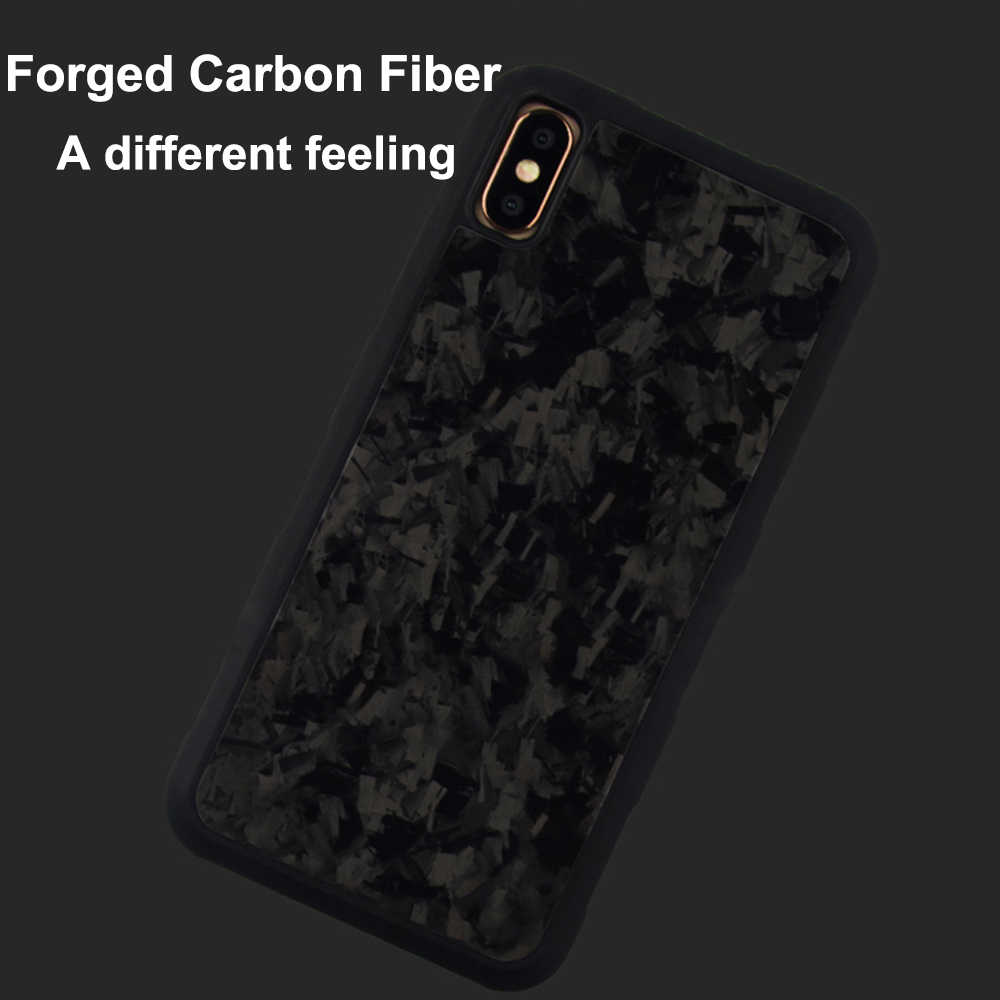 info for adc6a d1c9b Real Forged Carbon Fiber Case for iPhone XS XR XS MAX Cover Slim Fit  Strongest Durable Snugly Fit Snap-on for iPhone X Case