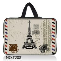 Tower Customizable Notebook Computer Laptop Sleeve Bag Case For Tablet PC 9 7 10 11 12