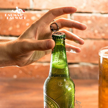Unique Creative Versatile Stainless Steel Finger Ring Ring-Shape Beer Bottle Opener