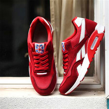 2019 new air cushion running mesh breathable spring and autumn casual fashion mens shoes