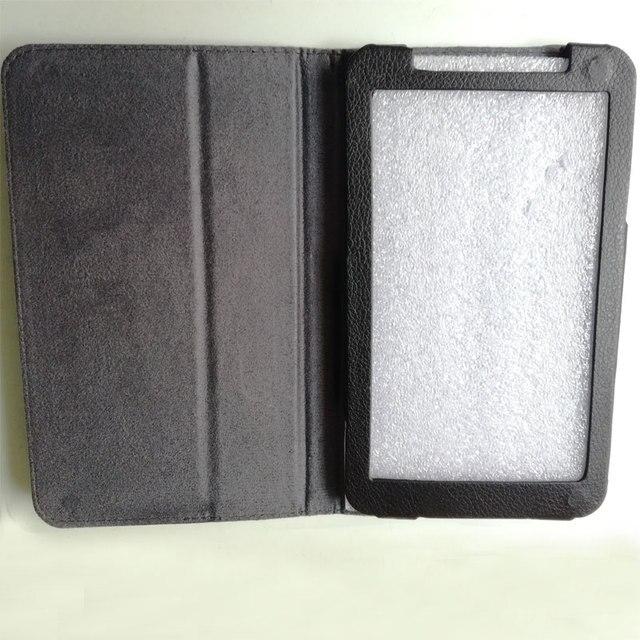 Myslc кожаный чехол для Digma Plane 7539E 4G дюймов 7 дюймов планшеты Кристалл зерна искусственная кожа Folio