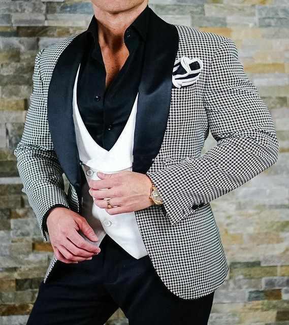 2020 新着ホワイトベスト男性スーツ Traje やつ Boda Ternos Masculinos タキシード新郎スーツ 3 個 (ジャケット + パンツ + ベスト + ネクタイ)