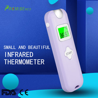 PRCMISEMED Muti fuction Medical Baby/Adult Digital Thermometer Infrared Forehead Body Thermometer Gun Non contact