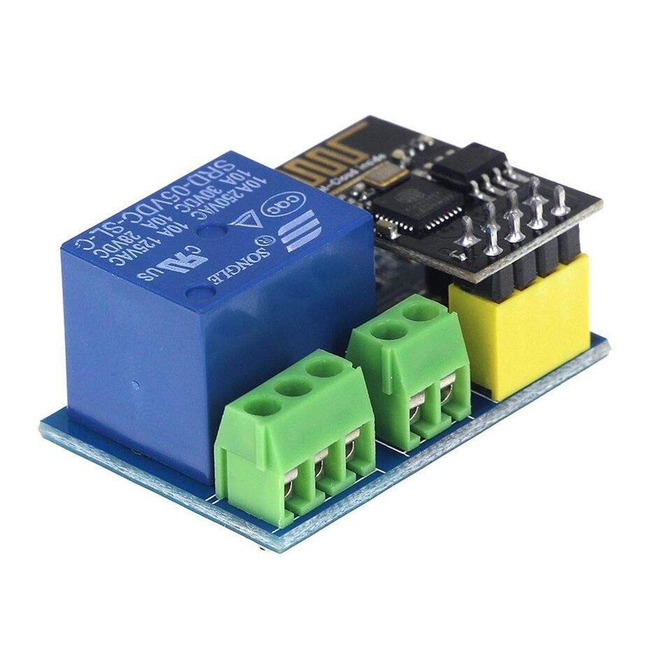 ESP8266 Relay mit ESP-01S Serial WiFi Wireless Modul für Arduino Raspberry Pi