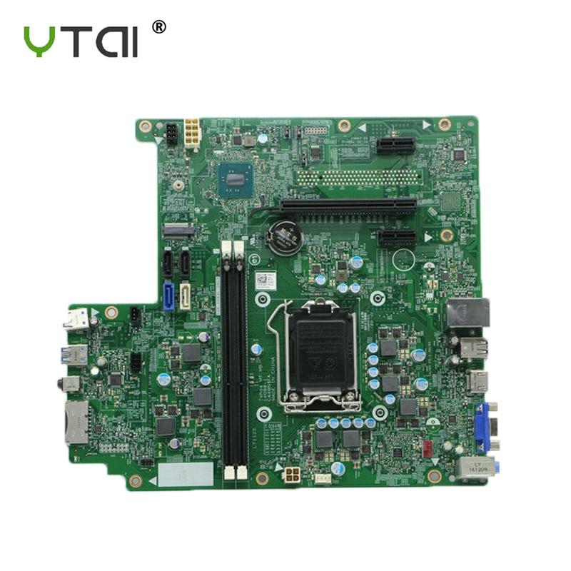 YTAI For Dell 3650 Desktop Motherboard CN 0C2XKD 0C2XKD C2XKD LGA 1151 H81 DDR3L 100 tested
