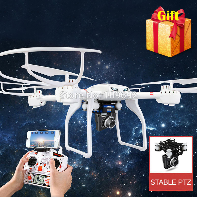 MJX X101 RC Quadcopter Profession Drone UAV 2.4G 6-Axis Headless Helicopter Can Add C4018 C4010 WIFI FPV HD Camera
