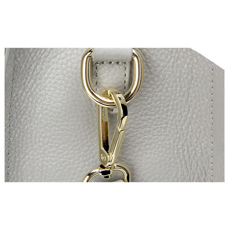 Women Bags Genuine Leather Handbags Women Famous Brand Luxury Handbags Crocodile pattern Designer Bolsa Feminina Casual Tote Bag in Shoulder Bags from Luggage Bags