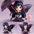 NEW hot 10cm Q version Accel World Kuroyuki hime movable action figure toys collection christmas toy doll with box
