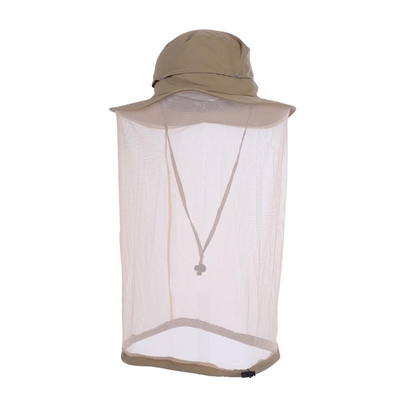 Bee Hat Beekeeping Denim Net Head Face Protector Cap Mosquitoes Outdoor Camping Factories And Mines Beekeeping Supplies