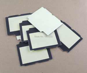 Image 1 - 50pcs/lot plastic screen lens cover for GameBoy Advance SP for GBA SP with adhesive