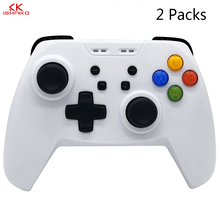 Gaming for Nintend Switch 380mAh Wirless Bluetooth Gampead Controller Joystick Support version 5.0 Pro