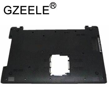 GZEELE new for Acer Aspire V5-551-8401 V5-551 V5-551G Series Bottom Case Base 36ZRPBATN00 BOTTOM COVER LOWER BASE