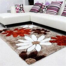 Современные окрашенные ковры для гостиной, дома, спальни, коврики и ковры для журнального столика, коврик для кабинета, большой размер, напольный коврик