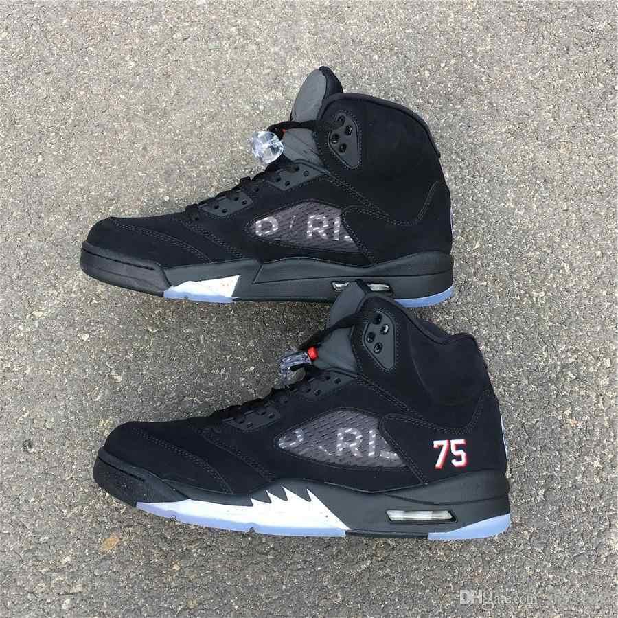 finest selection 4f3df 16640 basketball shoes Men's shoes athletic shoes Retro j5 Paris ...