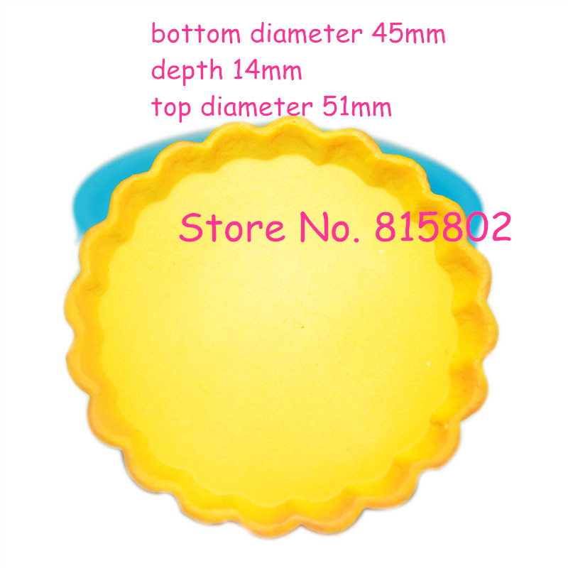 Free Shipping GYL372U 51mm Gift Box Cake Silicone Mold with Cherry Craft Cupcake Topper Icing Biscuit Fimo Clay Nougat Tallow
