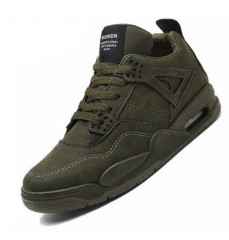 Nouveau chaussures de basket-ball rétro hommes baskets AIR amorti Absorption des chocs dérapage résistant à l'usure respirant Jordan chaussures athlétique