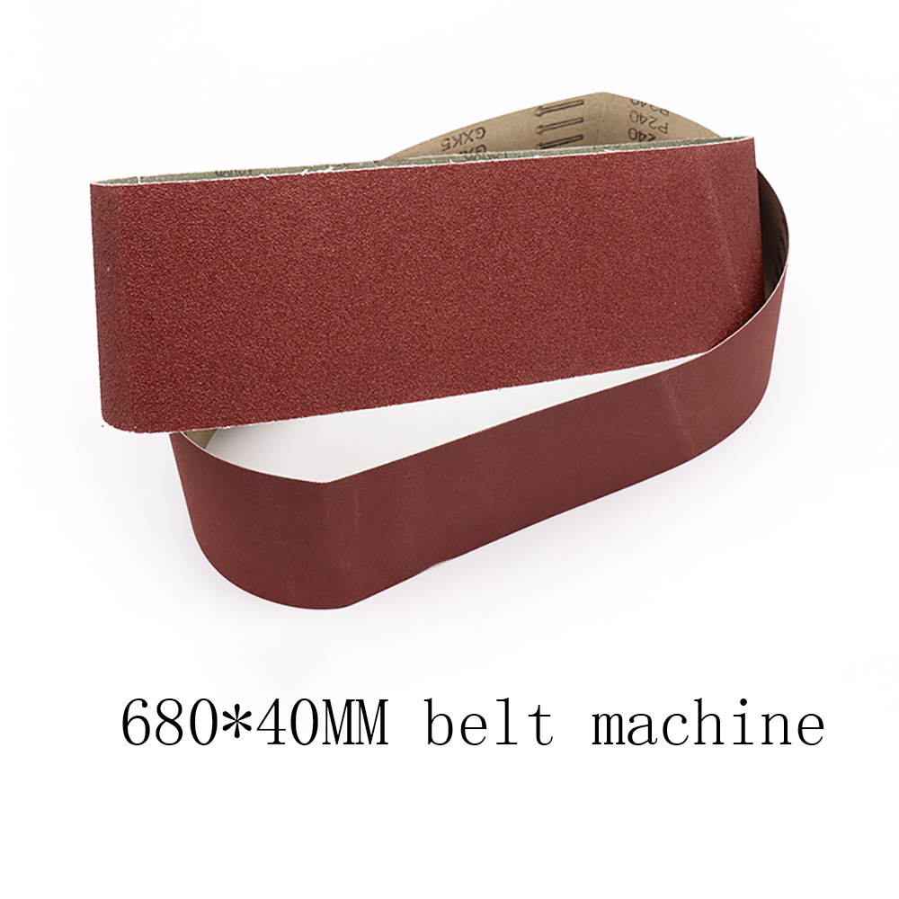 1pc Grit Paper Sanding Grinding Polishing Replacement Angle Sanding Belt Sander Belts Angle Grinder Machine 80-400 Grit Paper