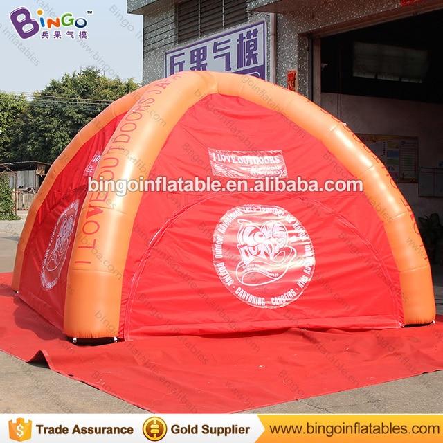 Tentes gonflables d\'igloo de jardin de la tente 4 M de dôme d ...
