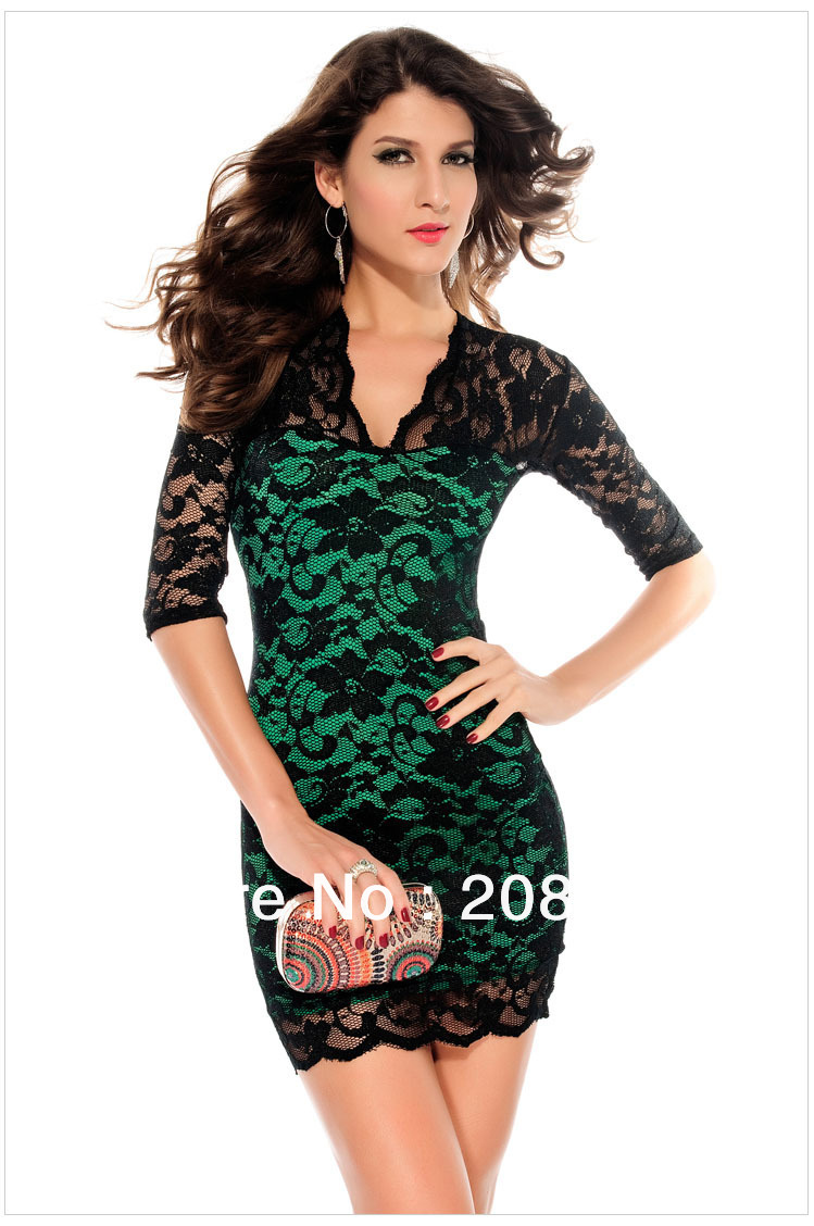 pakaian wanita lady spangle dress woman dinner party wear naisten ...