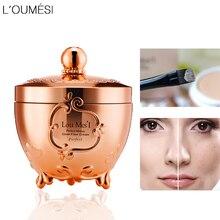 Loumesi Face Concealer Cream Make up primer  Invisible Pore Wrinkle Cover Pores Concealer Foundation Base make up
