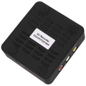 Image 5 - Ezcap272 AV captura de vídeo analógico a Digital convertidor con entrada de Audio vídeo AV salida HDMI a tarjeta MicroSD TF
