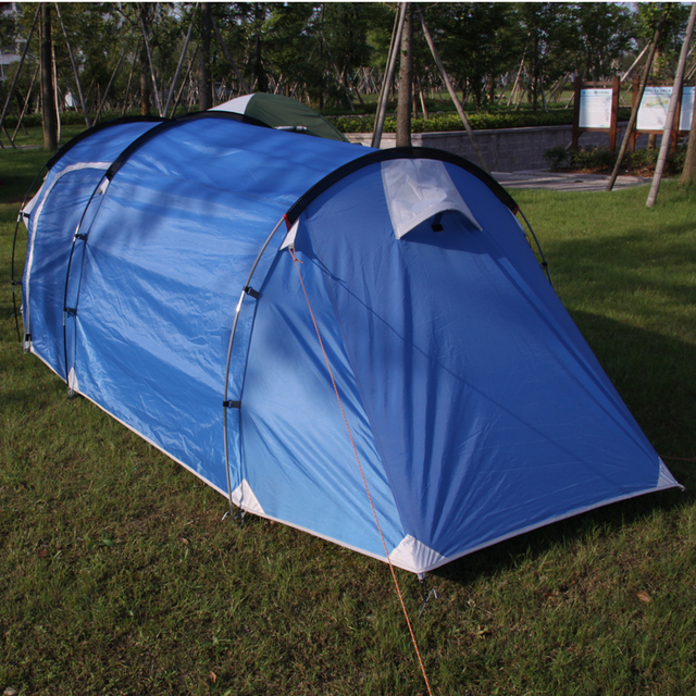 3-4 Persons Two Section Tent