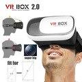 Smart VR 360 Graus 3D Cinema Assistir Filmes e Jogar Jogos adequado para Quase Todos Os Tipos de Telefones Inteligentes Fácil de transportar