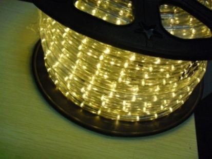 50M 110V 3 wires led rope light DIP 72leds/m led flat rope IP65 outdoor flexible neon light 164ft festival lighting decorations