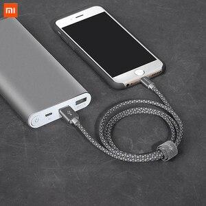 Image 5 - Original Xiaomi สำหรับ iPhone สายชาร์จข้อมูลได้อย่างรวดเร็วสำหรับ iPhone X XS สูงสุด 8 7 6 6 S 5 iPad mini USB Charger สายไฟ
