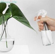 2Pcs 200ml Spray Bottle Plastic Super Mist Transparent Japanese Containers PET PP Gardening Planting Environmental