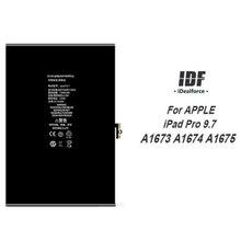 Высококачественный (7306 mAh) внутренний литий-ионный аккумулятор замена для iPad Pro 9,7 планшетных батарей с набором инструментов/A1673 A1674 A1675