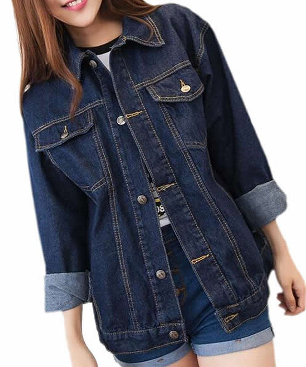 Popular Junior Denim Jackets-Buy Cheap Junior Denim Jackets lots ...