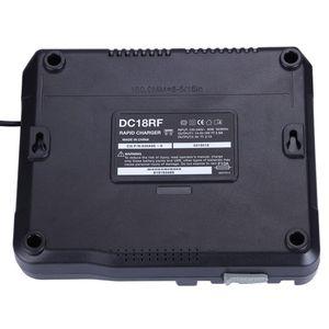 Image 4 - 14.4V 18V Li Ion Battery Charger Voltage Current Lcd Digital Display For Makita Dc18Rf Bl1830 Bl1815 Bl1430 Dc14Sa Dc18Sc Dc18