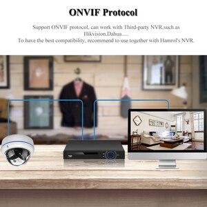 Image 5 - كاميرا ONVIF IP كاميرا خارجية مضادة للتخريب 1080P 20fps 960 P/720 P 25fps للرؤية الليلية كاميرا مراقبة IP POE وحدة اختيارية