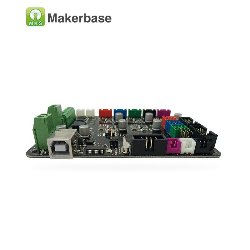 Carte mère imprimante 3D BASE MKS V1.6 carte mère intégrée compatible Mega 2560 & rampes 1.4 carte de contrôle RepRap Mendel - 2