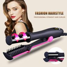 Automatic Curling Hair Stick Iron Perm Protect Curler Adjustable Temperature Wave Roller Styling Tools High Performance CW31