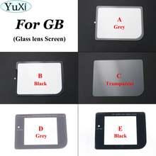 Yuxi сменный чехол для объектива экрана gameboy zero dmg стекло